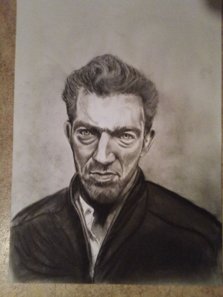 Vincent Cassel by KituC